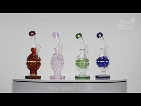 The Colorship Mothership Inspired Faberge Egg Rig on Youtube