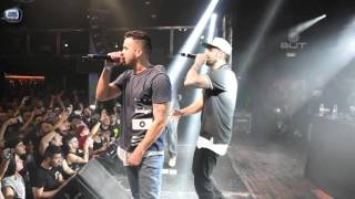 Shotta + Morodo + ToteKing - Felicidad - LIVE MADRID Sala But