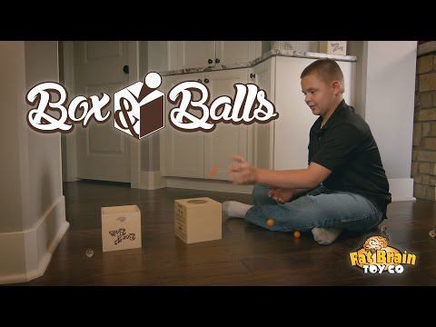 Youtube Video for Box & Balls - The Bouncing Challenge