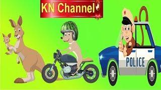 Hoạt hình KN Channel BÉ NA THI BẮT CHUỘT VỚI MÈO & CHÓ tập 8   Hoạt hình Việt Nam   GIÁO DỤC MẦM NON