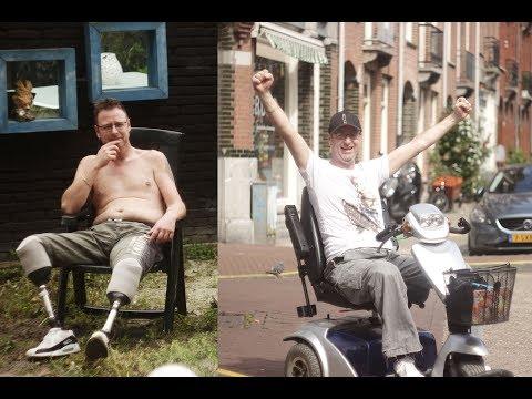 🔴Инвалиды. Позор Россия! Как живут в Европе инвалиды.