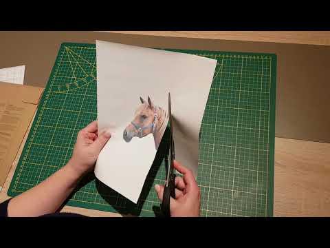 Transfer Papier bedrucken und aufbügeln