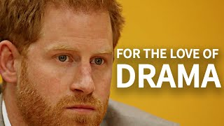 Will Prince Harry ever leave Meghan Markle? | Is he addicted to the Drama?