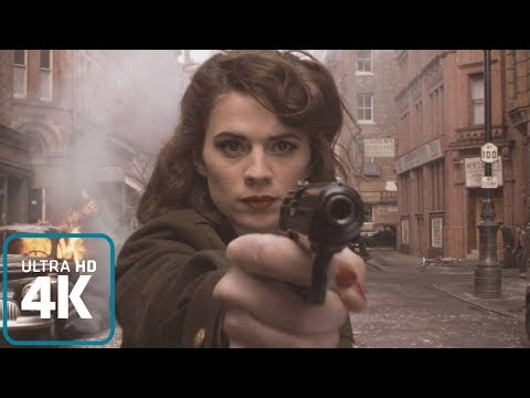 Peggy Carter: All Fight Scenes From The Films