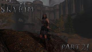Skyrim - The Elder Scrolls 5: Рифтен, Бешеные винипухи! Стражи расвета. - летсплей (часть21)