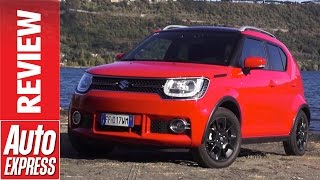 Suzuki Ignis 2016 - dabar