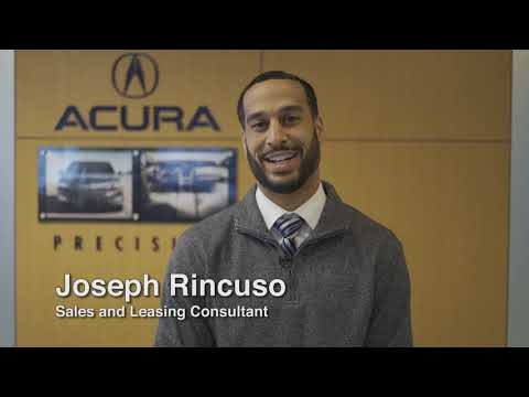 Sales and Leasing Consultant Joseph Rincuso