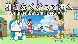 PHIM HOẠT HÌNH  Doraemon Vietsub.Tập 532 ĐI Biển Bằng Khung ảnh