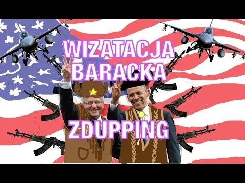 Wizy od Obamy - ZDUPPING