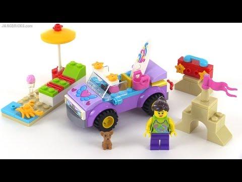 LEGO® Juniors Отдых на пляже 10677