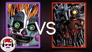 scrap baby vs molten freddy - 免费在线视频最佳电影电视节目