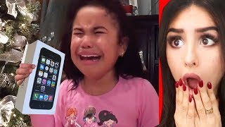 Kids Who CRIED Over Bad CHRISTMAS GIFTS