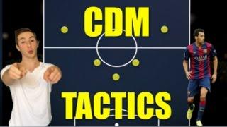 How to Play Defensive Midfielder!   AllTactics