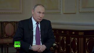 Путин рассказал о двух версиях инцидента с химатакой в Сирии