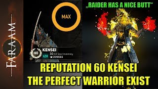 ⭐️The ULTIMATE REP 60 Kensei⭐️ - The Perfect Warrior Exist - Reach A New LEVEL [For Honor]