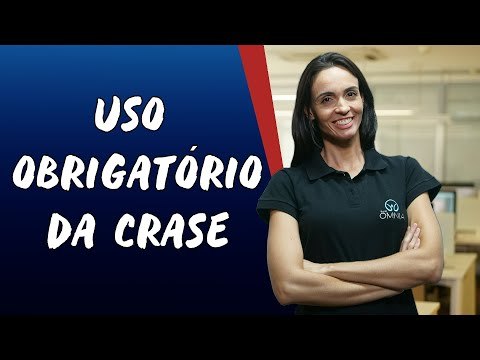 Download Uso Obrigatório da Crase - Brasil Escola HD Video