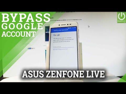 Reset konta Google ASUS android 6 - смотреть онлайн на Hah Life