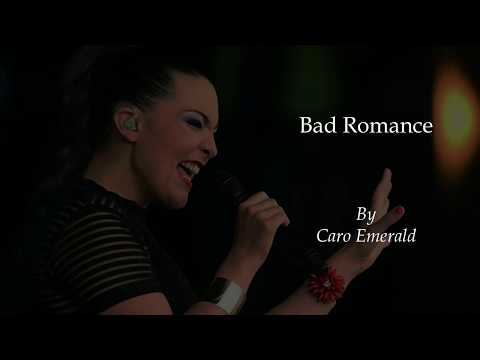 Bad Romance - Caro Emerald (Lyric)