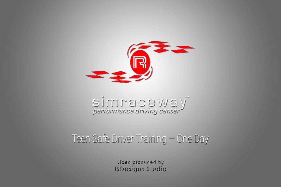 Simraceway Course Ware Promo