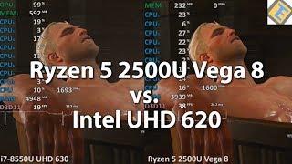 amd ryzen 5 2500u processor vs i7 - Thủ thuật máy tính - Chia sẽ