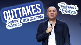 """""""Men Talk Crap"""" 