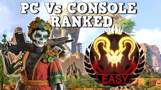This is why PC is EASY compared to Console! (Apex Legends)