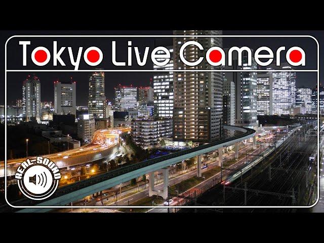 Live Webcam Tokyo Railway