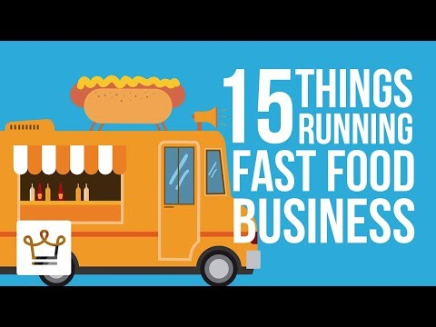 , title : '15 Things You Didn't Know About Running A Fast Food Business