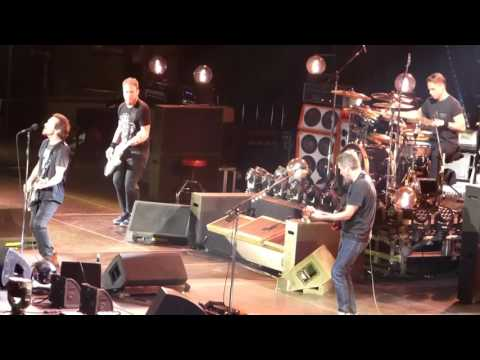 Pearl Jam - Breakerfall - Toronto (May 10, 2016)