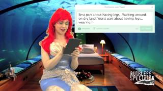 Tweets of the Rich & Famous: Ariel #3