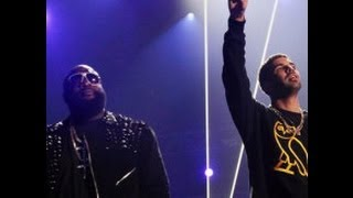Drake Ft. Rick Ross - Hold On We're Going Home (Remix)