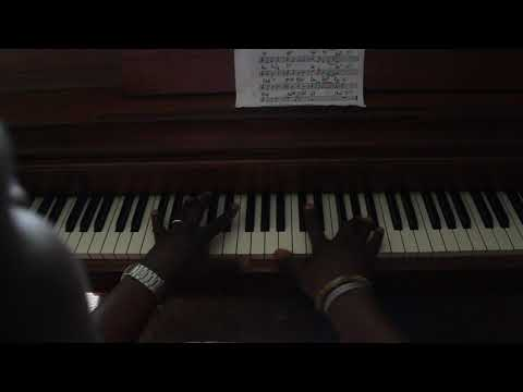 Art Tatum Big sounding two Handed open voicings , There will never be another - Kay Benyarko