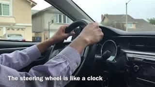 Hand over hand steering