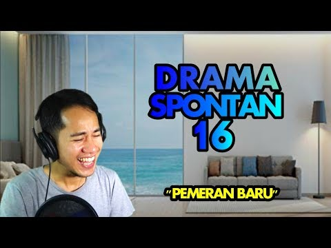 DRAMA SPONTAN 16 : YB YOE VS YB ASIF