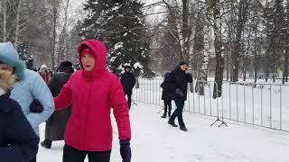 В 14:00 у памятника Чапаеву (28.01.20!8)