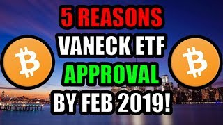 5 Reasons VanEck
