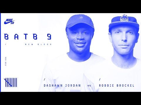 BATB9: Dashawn Jordan vs. Robbie Brockel - Round 1
