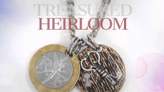 French Franc With Sterling Silver Lock And Key Mens Necklace -  Americancointreasures.com