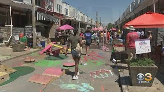 Philadelphia Brings Summer Camp Experience To Children On Their Block