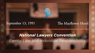 Click to play: Family Law and Individual Responsibility [Archive Collection]