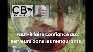 Vignette de Faut-il faire confiance aux serveurs des restaurants ?