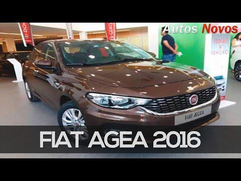 Fiat Aegea - Sucessor do Linea