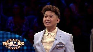 Berapa Poin Yang Berhasil Dikumpulkan Oleh Andrew Di Bonus Round? - PART 4 - Family 100 Indonesia