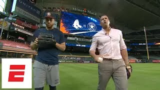 George Springer tells Alex Rodriguez about his love of baseball and being World Series MVP | ESPN