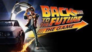 Игро-Фильм Назад в будущее / Back To The Future (2010)