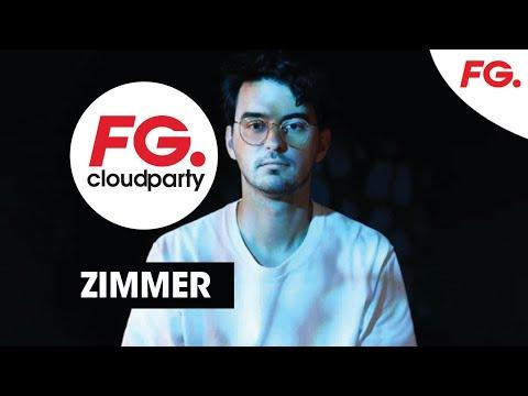 ZIMMER   LA NUIT MAXXIMUM   FG CLOUD PARTY   LIVE DJ MIX   RADIO FG