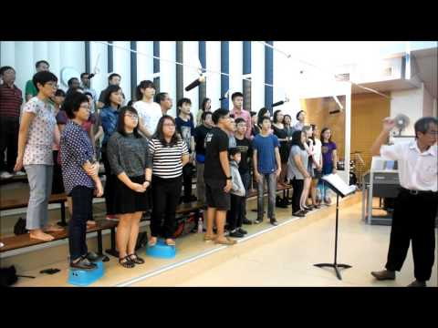 No Greater Love. OLPS Cantate Domino Choir. 15 June 2014.