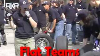 Pit Crew Challenge Experiential Learning Program