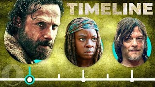 The Walking Dead Timeline...So Far | Cinematica