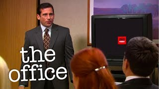 The DVD Logo  - The Office US